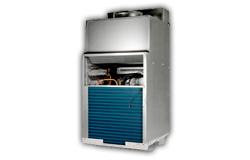 vpac vertical packaged air and heat pumps by dwg - Vertical Air Conditioner